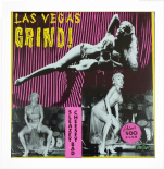 VA. LAS VEGAS GRIND # 1 # LP - Lounge, Rock & Roll, Rhythm & Blues compilation